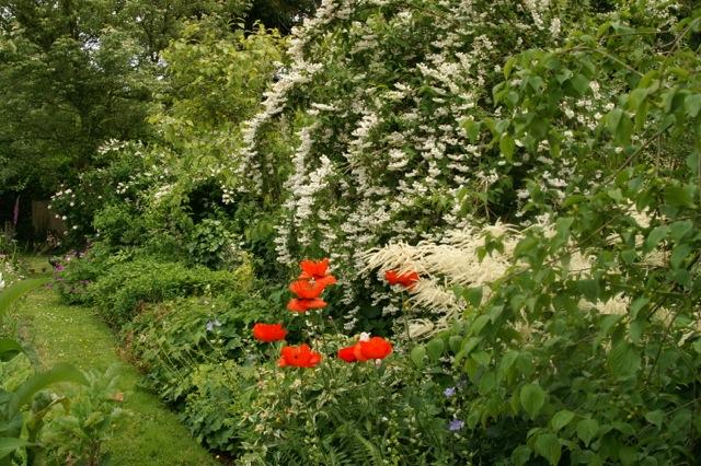Le jardin d 39 agr ment horticole et naturel tout la fois denis p pin - Jardin potager bio saint denis ...
