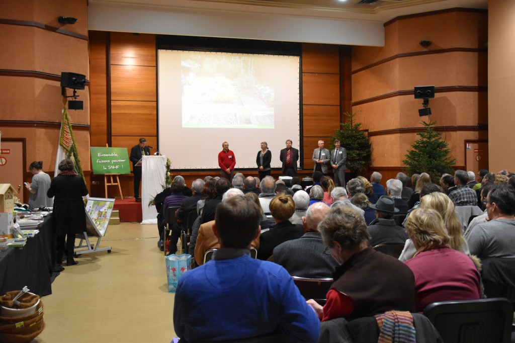 Remise des diplômes du Concours National des Jardins Potagers 2017